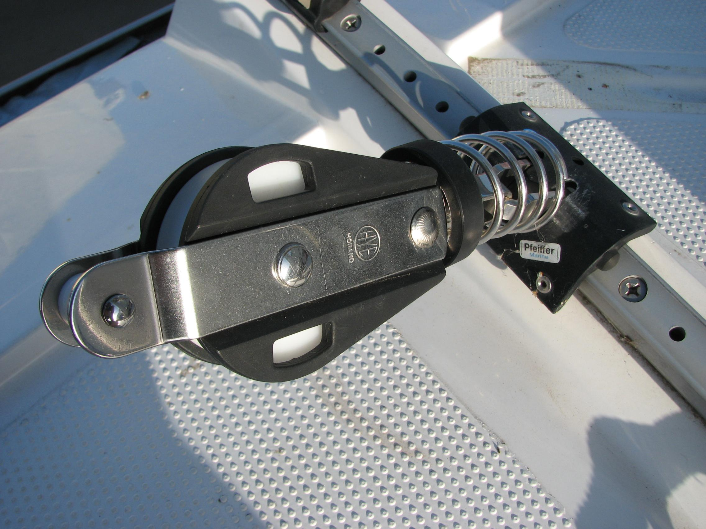 The auto-jib system    - myHanse - Hanse Yachts Owners Forum