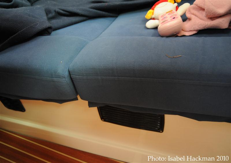 Cleaning Upholstery   YBW Forum