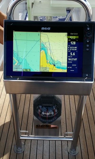 B&G Zeus GPS fix loss - myHanse - Hanse Yachts Owners Forum